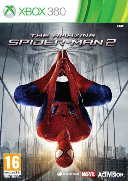 The Amazing Spiderman 2 X360