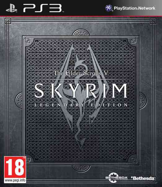 The Elder Scrolls V Skyrim Legendary Editiion Ps3