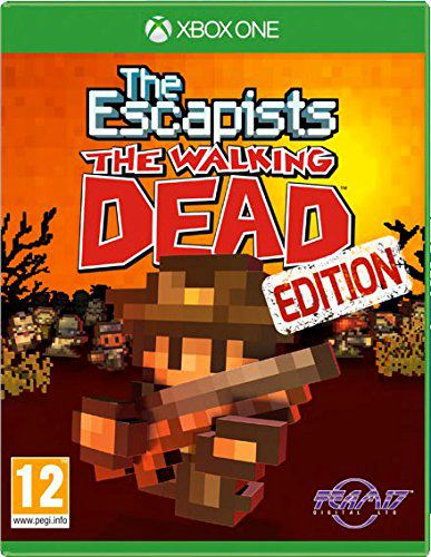 Ver The Escapists The Walking Dead Xbox One
