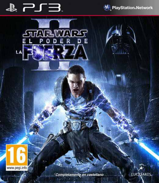 Ver The Force Unleashed 2 Essentials Ps3