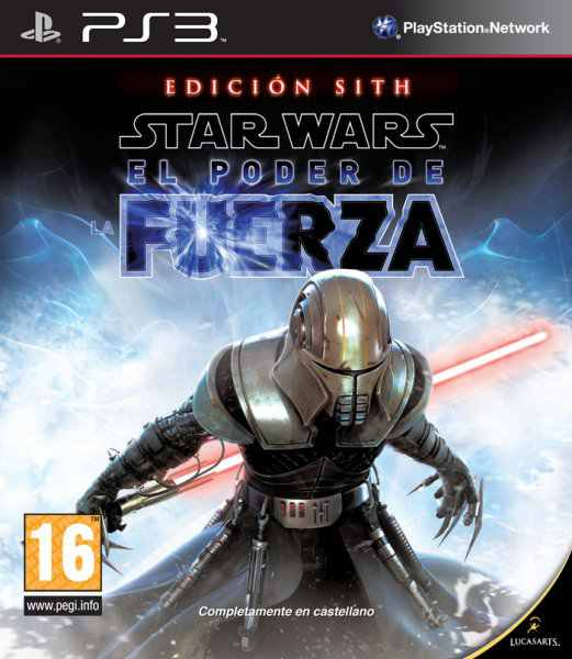 Ver The Force Unleashed Sith Edition Essentials Ps3