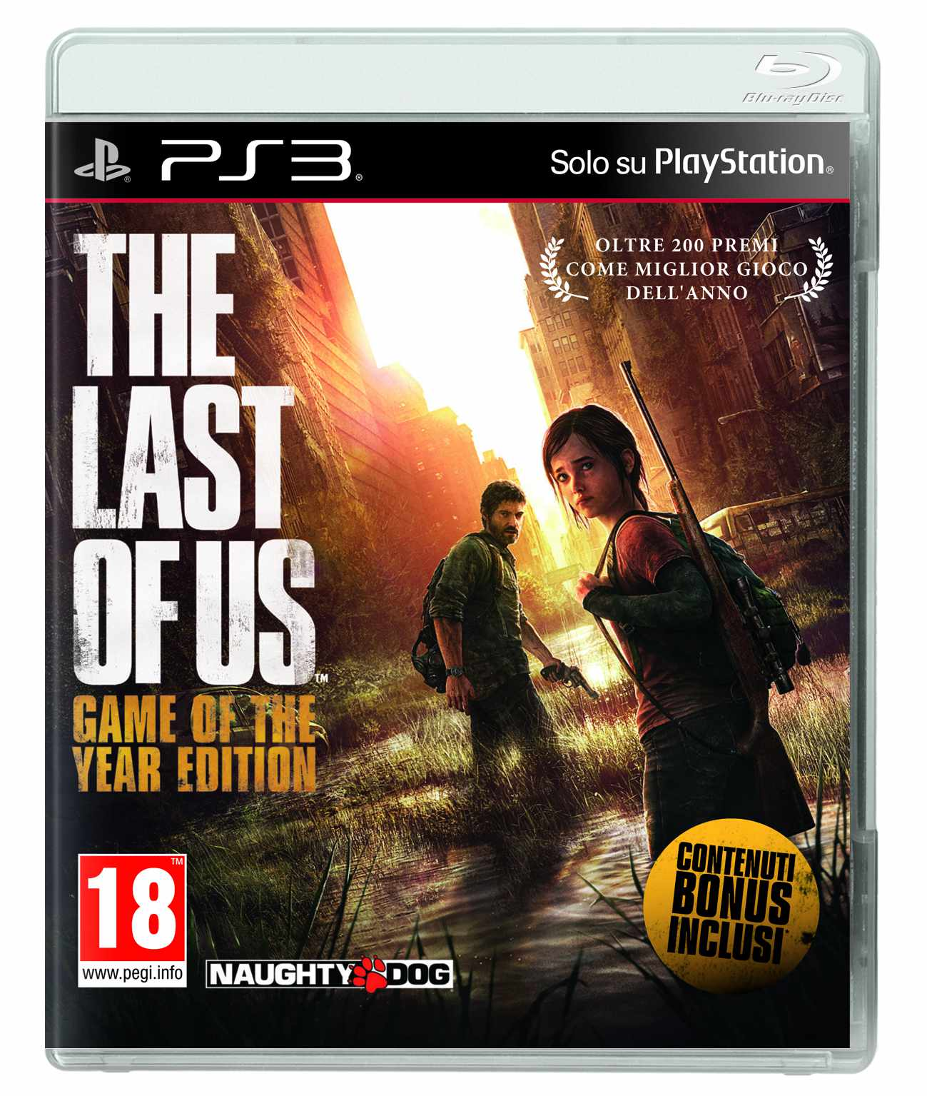 Ver The Last Of Us Goty Ps3