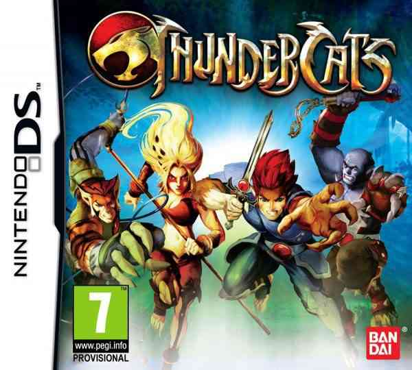 The Thundercats Nds