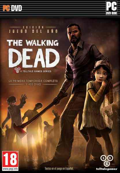 The Walking Dead Goty Pc
