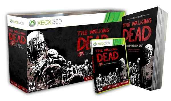 The Walking Dead Goty X360