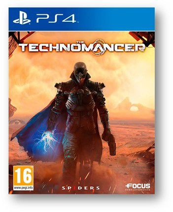 Ver The Technomancer Ps4