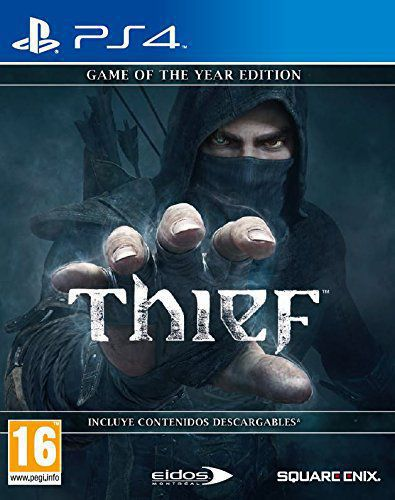 Ver Thief Goty Edition Ps4