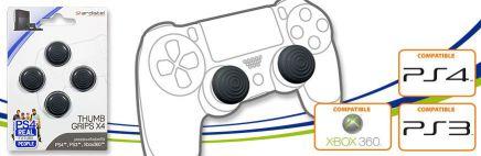 Ver Thumb Grips X4 para Joystick Mandos Ps3Ps4X360