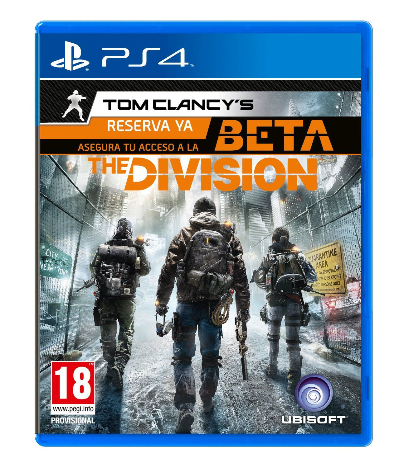 Ver Tom Clancy S The Division Ps4