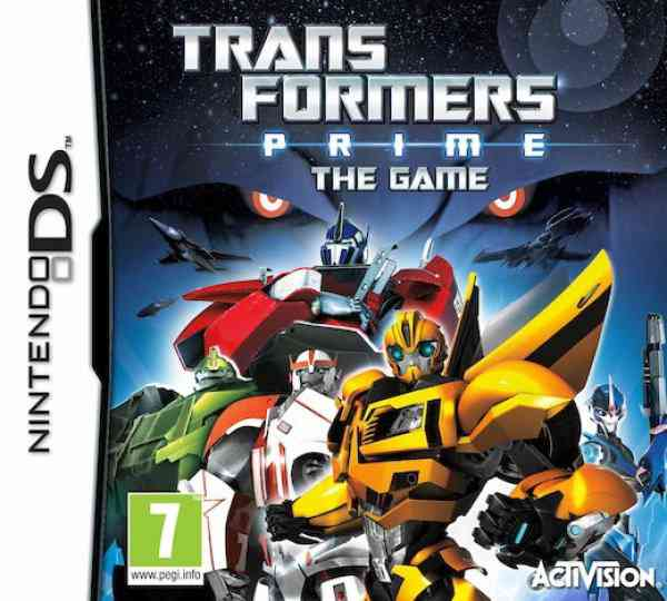 Transformers Prime Nds