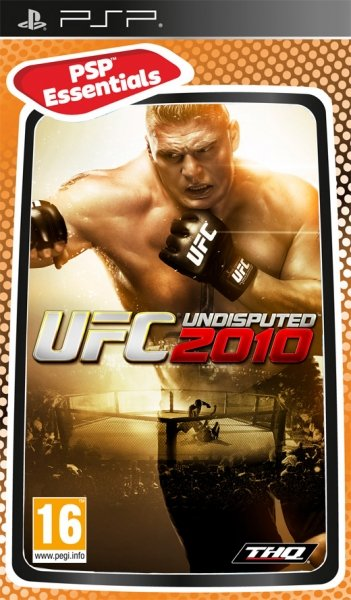 Ufc 2010 Undisputed Essentials Psp