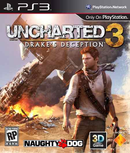 Uncharted 3 Drakes Deception Edic Juego Ano Ps3
