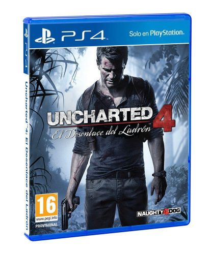 Ver Uncharted 4 El Desenlace Del Dragon Ps4