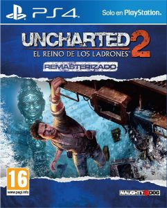 Uncharted 2 Among Thieves Ps4