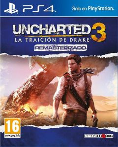 Ver Uncharted 3 Drakes Deception Ps4