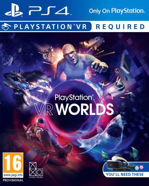 Ver VR Worlds PS4
