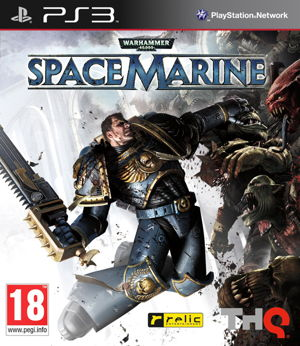 Warhammer 40 000 Space Marine Ps3