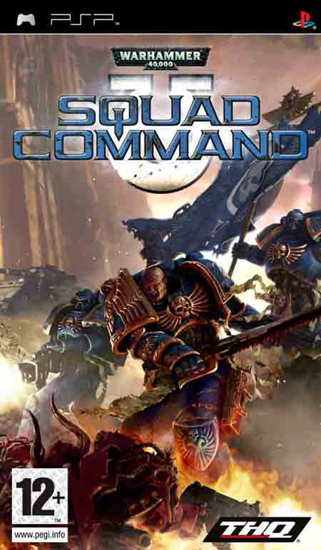 Ver WARHAMMER 40000 SQUAD COMMAND PSP