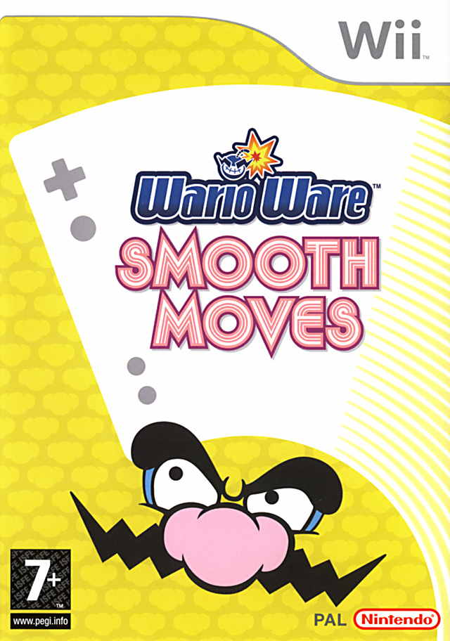 Ver WARIO WARE SMOOTH MOVES WII