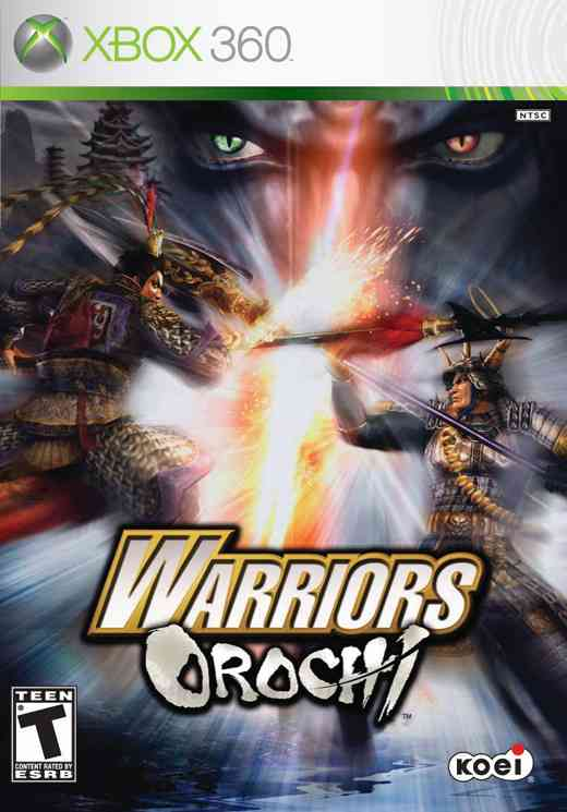 Warriors Orochi X360