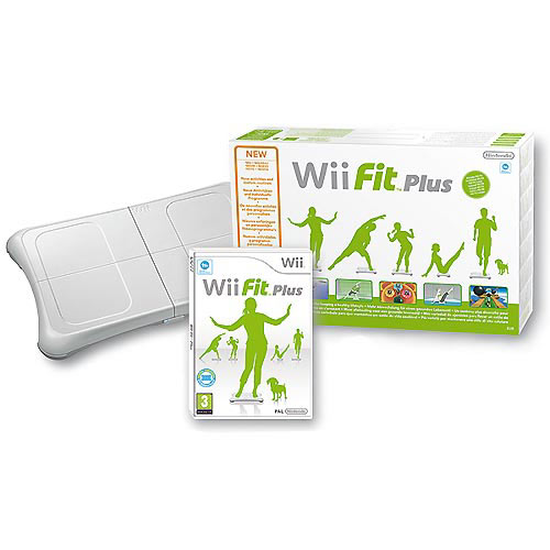 Wii Fit Plus   Balance Board Wii