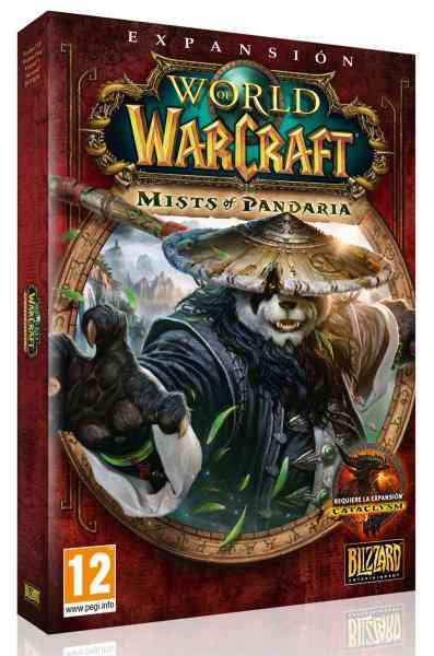 World Of Warcraft Mists Of Pandaria Pc