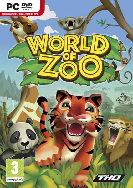 Ver WORLD OF ZOO PC