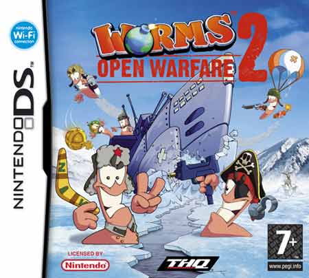 Worms 2 Nds