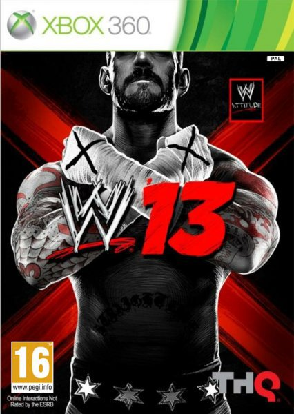 Wwe 13 Mike Tyson Edition X360