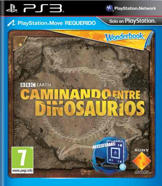 Walking With Dinosaurs Ps3