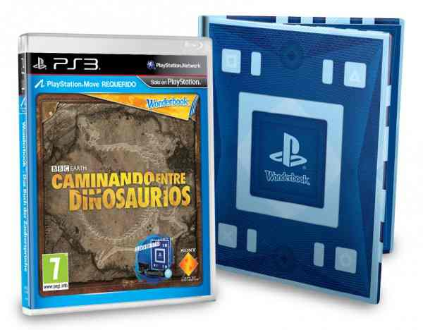 Walking With Dinosaurswonderbook Ps3
