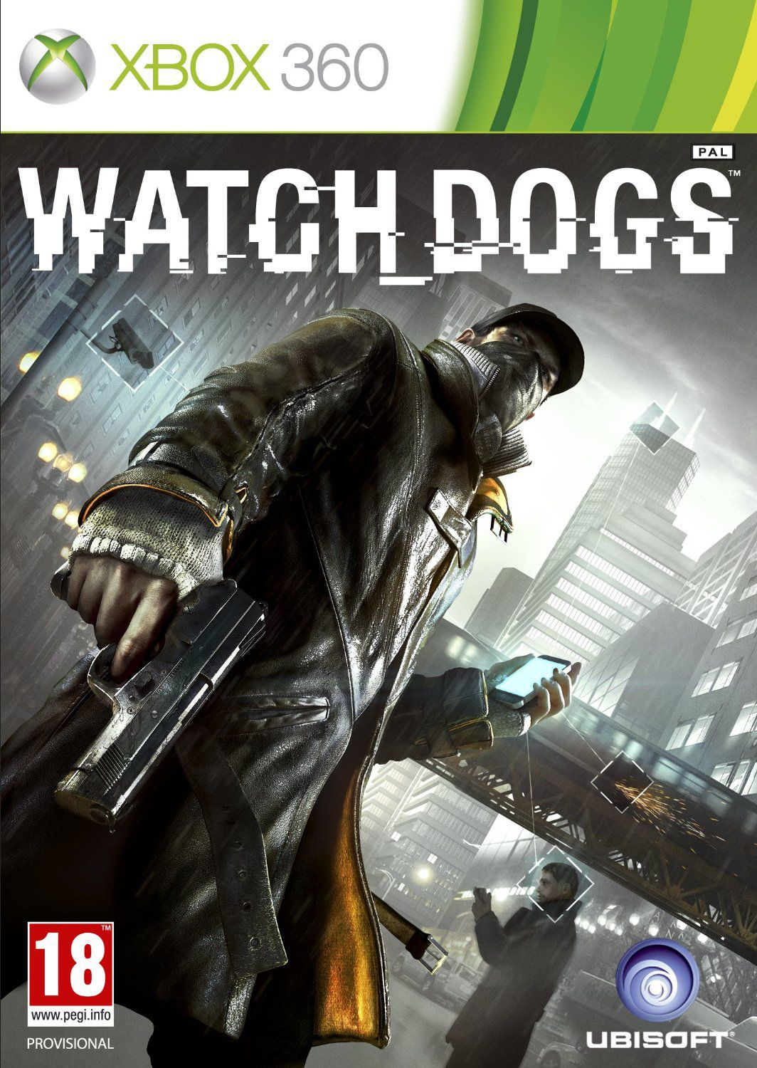 Watch Dogs X360