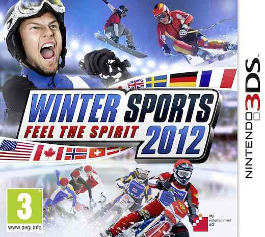 Ver Winter Sports 2012 Feel The Spirit 3Ds