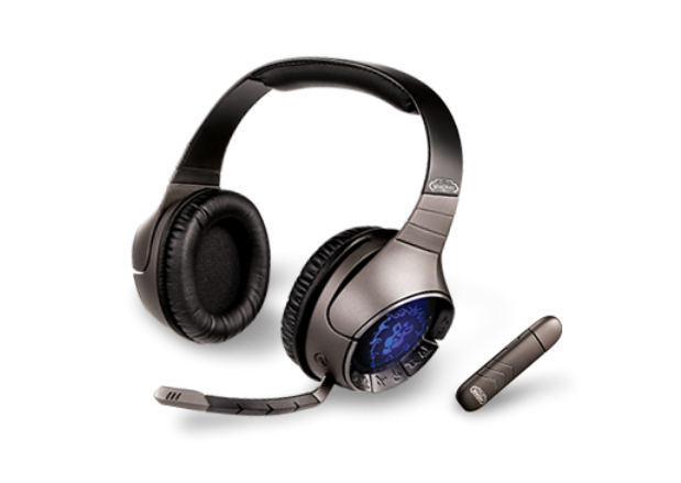 Wireless Headset Sound Blaster World Of Warcraft Pc