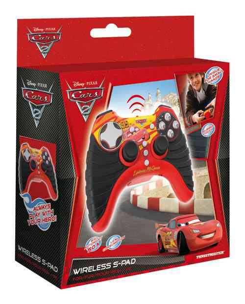 Wireless S-pad Cars 2 Ps3pc