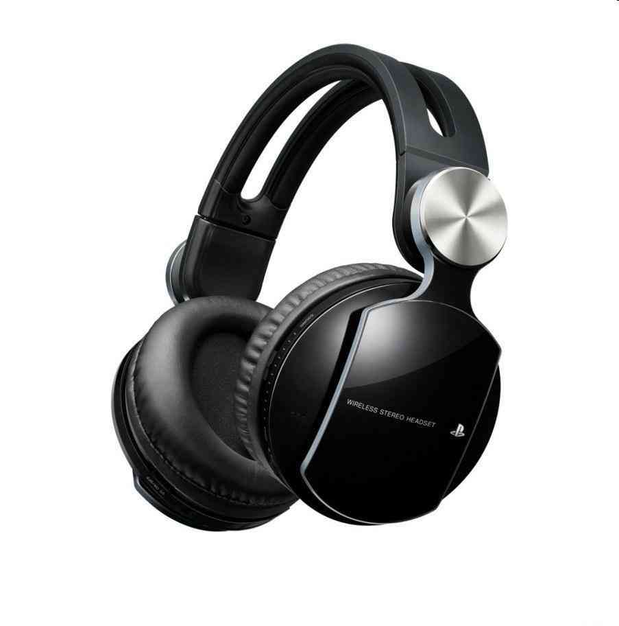 Wireless Stereo Headset Premium Sony Ps3
