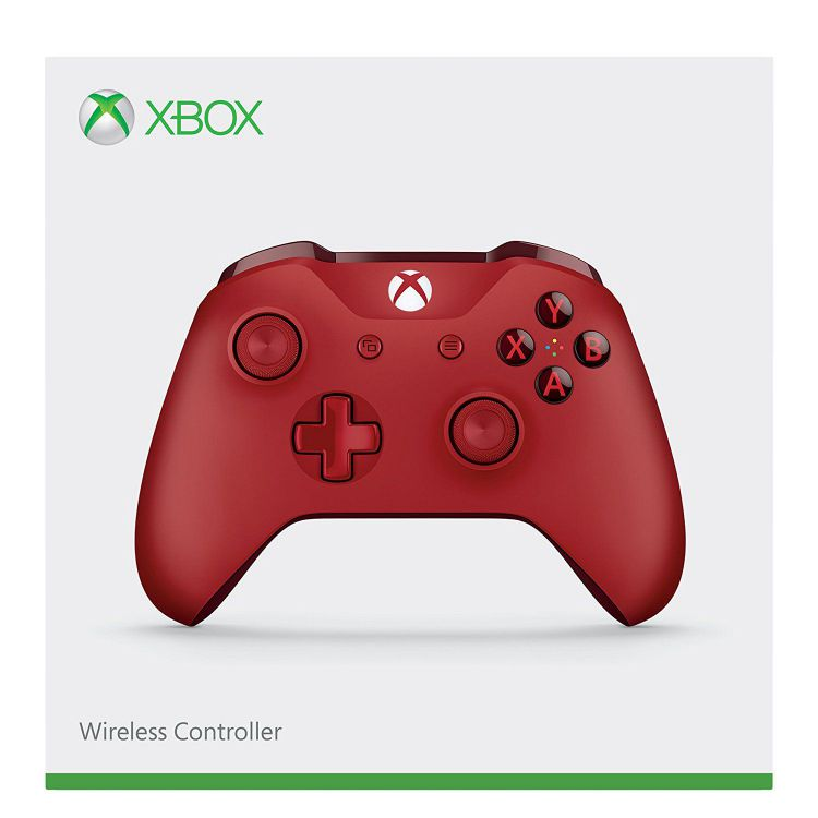 Ver Wireless Controller Nueva Edicion Rojo Xbox One