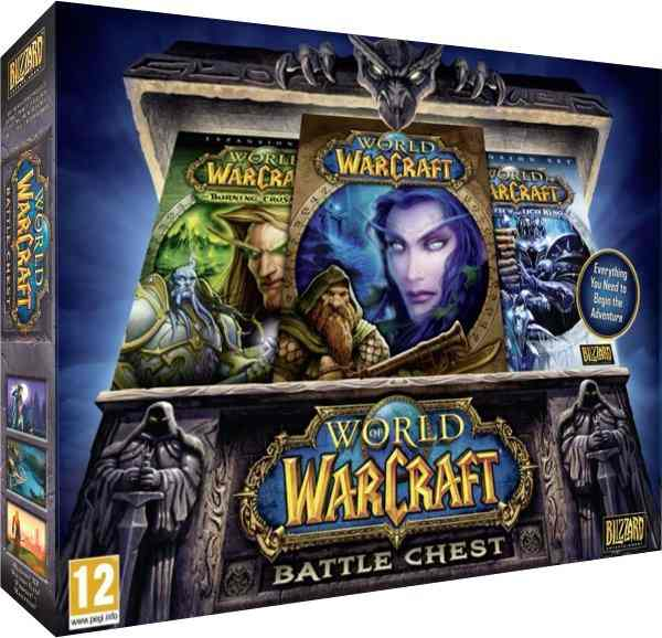 Ver World Of Warcraft Battle Chest 50 Pc