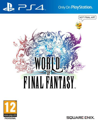 Ver World Of Final Fantasy Ps4