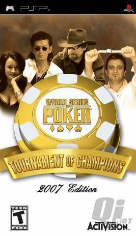 Ver World Series Of Poker Tourn Champ Psp