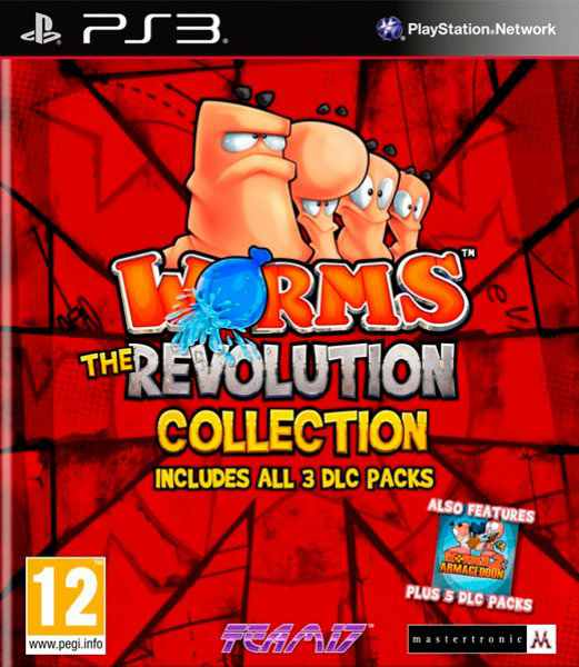 Worms Revolution Collection Ps3