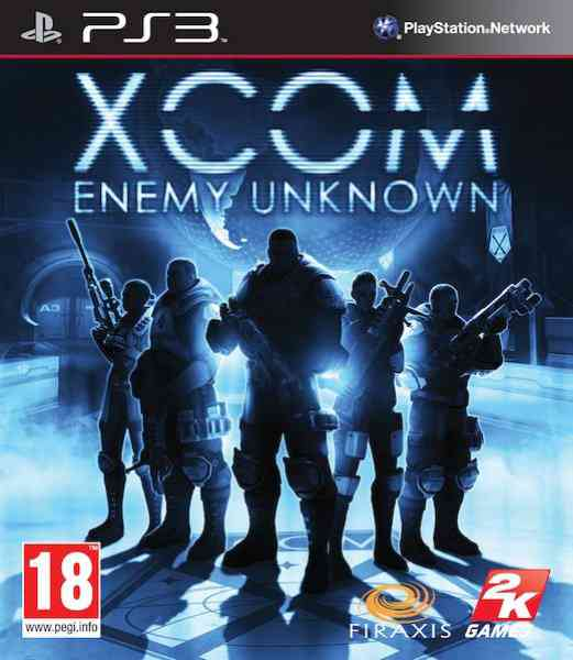 Ver XCOM ENEMY UNKNOWN PS3