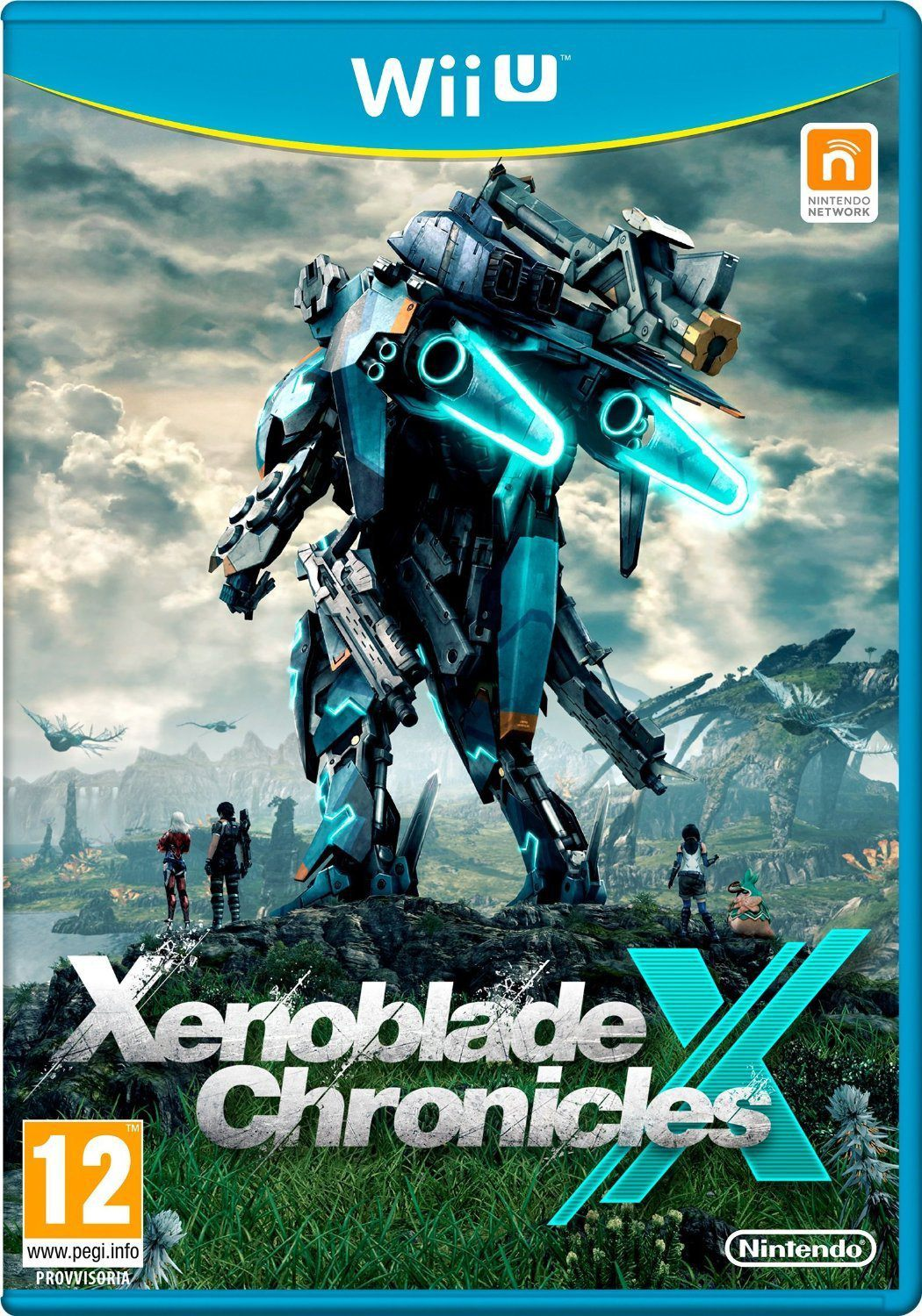 Ver Xenoblade Chronicles X Wiiu