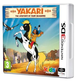 Ver Yakari The Mystery Of Four Seasons 3Ds