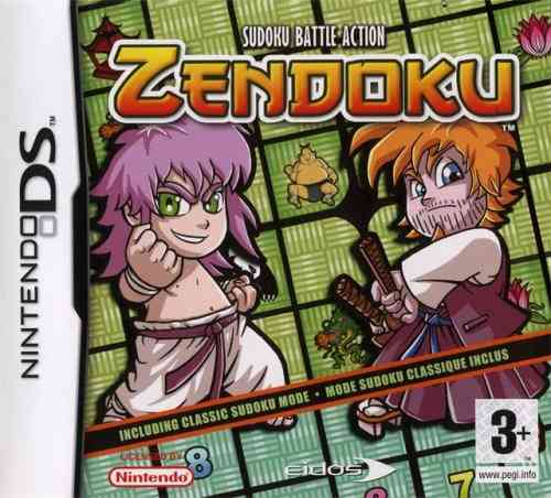 Ver ZENDOKU SUDOKU BATTLE ACTION - NDS