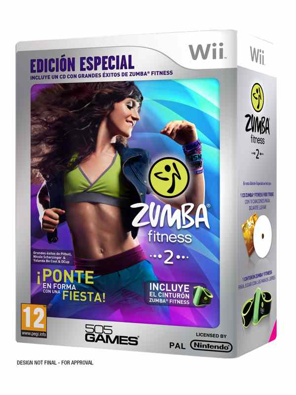 Zumba 2 Special Edition Wii