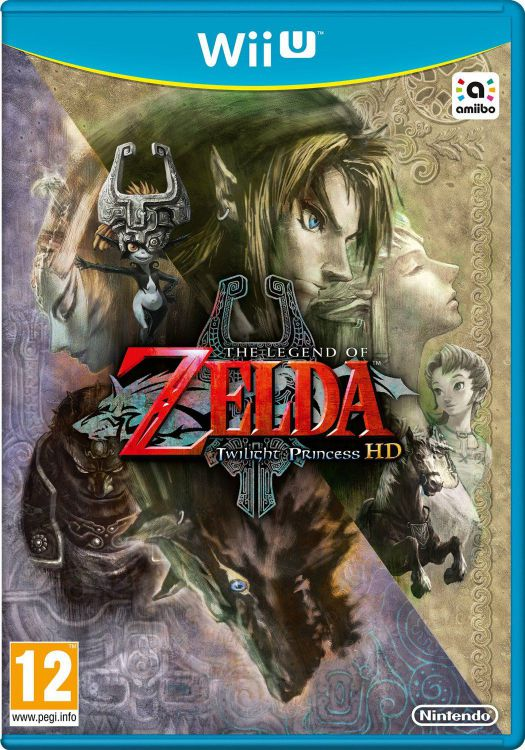 Ver Zelda Twilight Princess Wii U