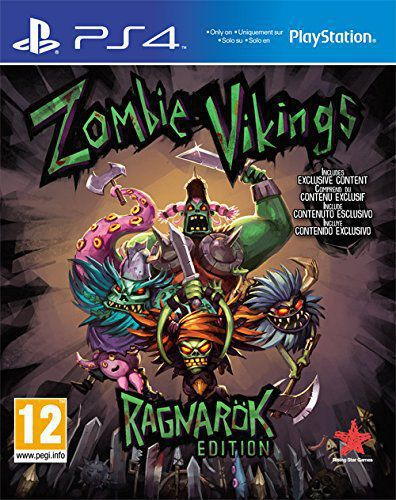 Ver Zombie Vikings Ragnarok Edition Ps4