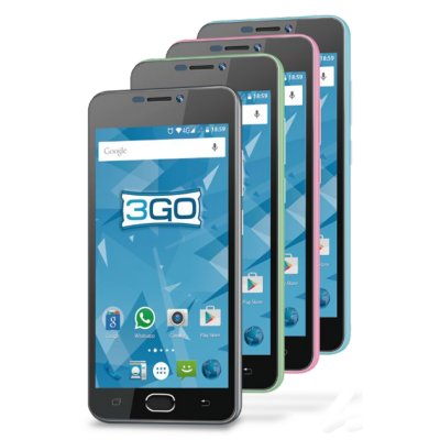 Ver 3GO MAK 5 0 HD IPS Q1GHz 1 8GB 2SIM 4G 3C