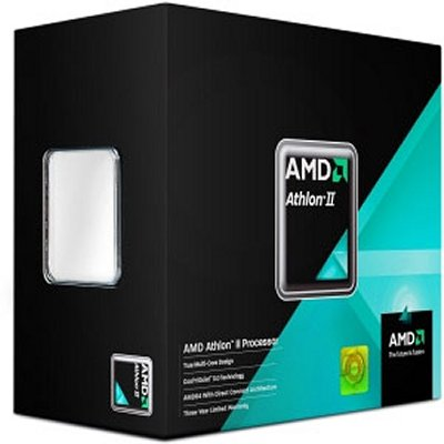 Amd Athlon Ii X4 641 Quad-core 28ghz 4mb Fm1 Box